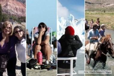 La variedad de opciones para pasear y disfrutar estimula al turismo interno.