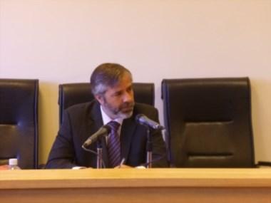 Juez Hernán Dal Verme.