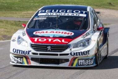 El piloto de Arrecifes fue el más rápido en el autódromo de Alta Gracia.