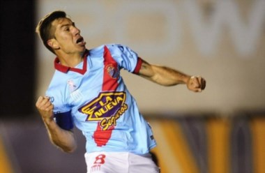 La despedida soñada de Esmerado. Se retiró del fútbol profesional marcando el 1 a 0.