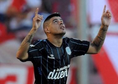 Bou reemplazaría a Teo Gutiérrez en Sporting Lisboa.