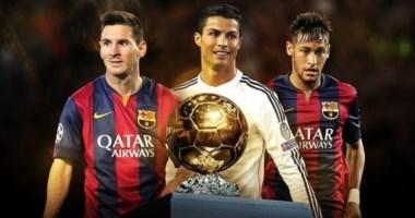 Messi, favorito para un quinto Balón de Oro, con permiso de Neymar y Cristiano.