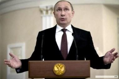 La consagración de Putin como number one es un tiro por elevación a Obama.