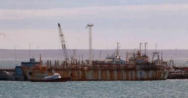 Regalito. El buque chino quedó sin tripulación y ahora se debe decidir qué hacer con su estructura.