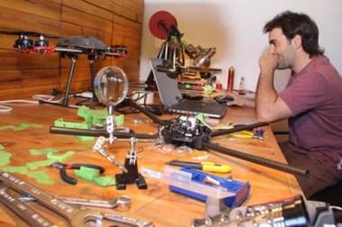 Nueva tecnología. En la cordillera preparan drones para combatir un problema que es tradicional.