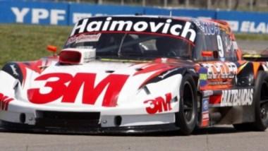 Mariano Werner fue el más rápido en el autódromo Roberto Mouras de La Plata.