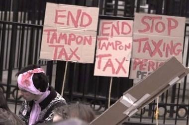 """El """"impuesto tampón"""" finalmente salió si obstáculos."""