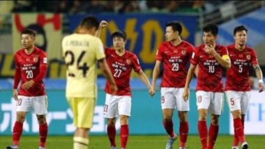 Guangzhou Evergrande despidió al América y será rival de Barcelona.