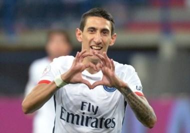 Di María vuelve a ser. Dos goles para enloquecer a todo París.