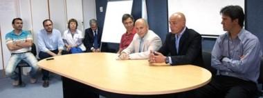 El doctor Raúl Franco fue puesto en funciones por el titular de la cartera de Salud provincial