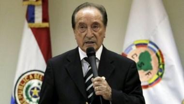 Escándalo FIFA: Eugenio Figueredo estará detenido en Uruguay durante su juicio.