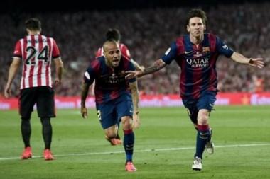 El diario francés L'Equipe eligió a Messi como el quinto mejor deportista de 2015.