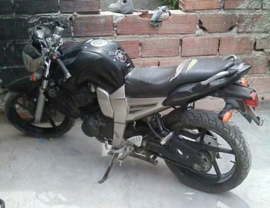La motocicleta fue incautada . Había sido robada el 28 de noviembre.