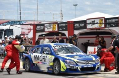 Matías Rodríguez fue el más rápido en la clasificaciónd del Top Race.