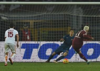 River en imágenes ?@RiverImagenes  39 minHace 39 minutos Con un gol sobre la hora de Maxi Lopez, el Torino igualó 1-1 ante la Roma.