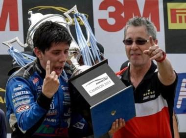 El automovilismo argentino estrena campeón. Matías Rodríguez, flamante monarca del Top Race V6.