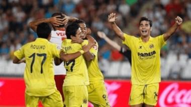 Bakambu le devuelve la sonrisa al Villarreal.