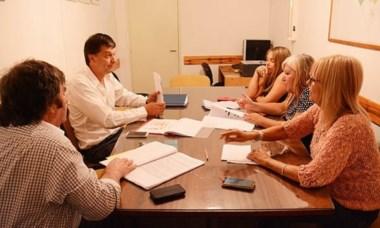 Los concejales fueron al OMRESP para buscar mayor información.