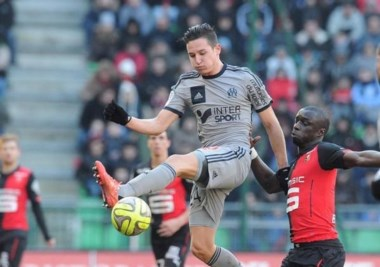 El Olympique de Bielsa no pudo ante Rennes y quedó segundo en Francia..