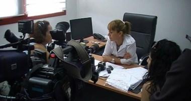 La fiscal Silvia Pereira se hizo cargo del caso hace muy pocos días. Ayer habló con la prensa en Tribunales.