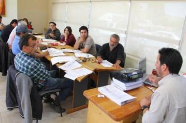 Organizaciones de la Comarca y Los Andes participaron del último encuentro.