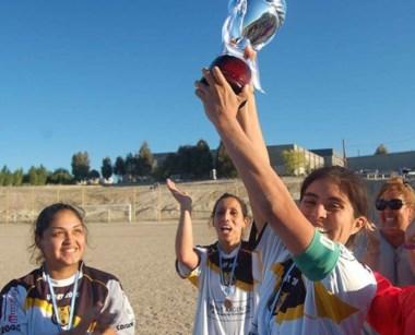 Deportivo Madryn es el campeón vigente del torneo femenino.
