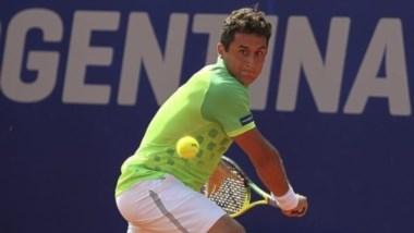 En un duelo español, Almagro fue muy superior a Robredo y está en semifinales.