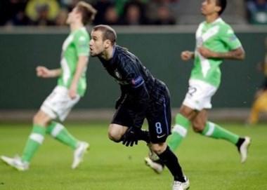 El bahiense se perdió un gol increíble que hubiera achicado la diferencia.
