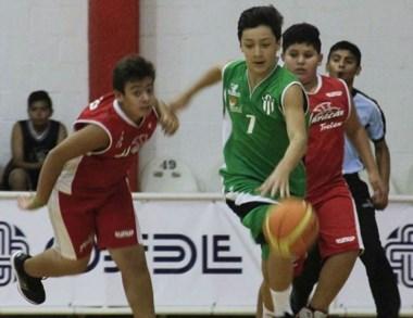 Los chicos de la U13 de Huracán y Germinal abrieron la 1ª fecha.