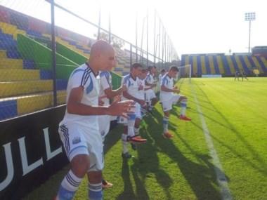 El plantel nacional buscará el tercer triunfo seguido ante Paraguay.