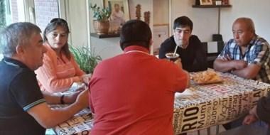 Tres que renuncian. Vilma Pinilla, Marcos Pruessing y Humberto Hourcade dejarán de ser jefes comunales.