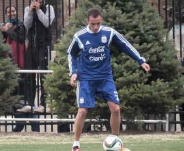 La fugura de Independiente quiere ganarse un lugar en la Copa América.
