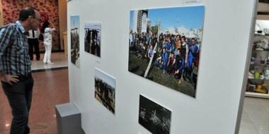 Actividad. La muestra fotográfica sobre el Vía Crucis Submarino se suma a las actividades de celebración.