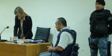 Miguel Ángel Pallalaf. Tenía salidas transitorias cuando sucedió el asesinato de Yasmín en Comodoro.