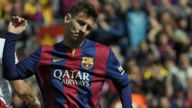 Messi es el futbolista con mas