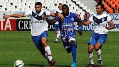 Vélez estuvo dos veces ganando, pero Godoy Cruz se repuso y lo empató.