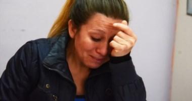 """""""Me destruyeron la familia"""". Gabriela llora por su hija. Reclama por recuperar a la menor de 4 años."""