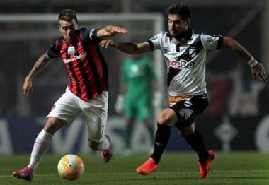 San Lorenzo perdió con Danubio y se despidió de la Libertadores.