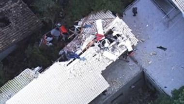 Cayó un helicóptero en San Pablo: murieron cinco personas, incluido el hijo del gobernador del estado.