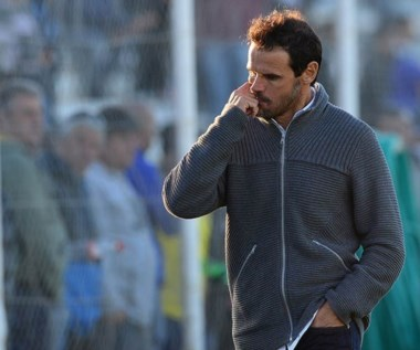 """Complicado. Así es el presente de Andrés Yllana en Brown. El equipo no pudo ganar aún en el """"Raúl Conti""""."""