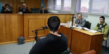 Uno de los tantos testigos que llegó a tribunales para relatar su participación en la investigación penal.