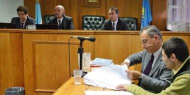 El juicio continúa hoy a la mañana cuando comiencen los alegatos de la Fiscalía, Querella y la Defensa.