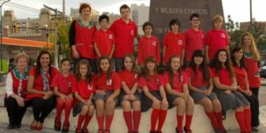 Experiencia. Alumnos y maestros de la Escuela Hendre realizarán varias actividades durante su visita a Gales.