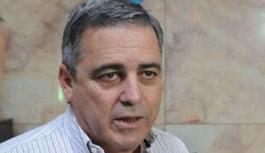 Javier Touriñán, legislador provincial del Frente para la Victoria.