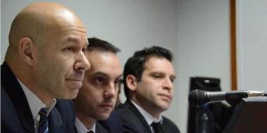 Omar Rodríguez fue el fiscal en el juicio por el doble crimen de los hermanos Aballay ocurrido el año pasado.