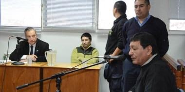 Miguel  Aballay le pidió a los jueces que apliquen todo el peso de la ley para el asesino de sus dos hijos.