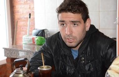 Darío Zampini se presentó en sociedad y recibió a Jornada en su casa, mate en mano y con ilusiones amplias.