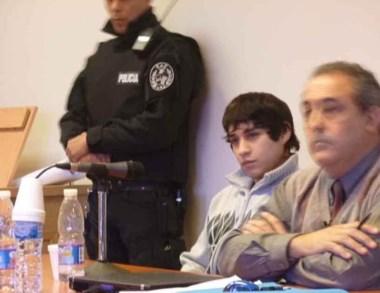 El imputado del crimen dijo que no lo hizo  solo y que no le teme a nada.