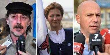 Dalcó, Garzonio Jones y Sastre. Los tres opinaron sobre el tema y dejaron clara su postura por la polémica.