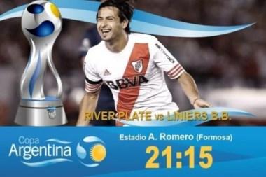 """El """"Millonario"""" se mide ante Liniers de Bahía Blanca en Formosa."""